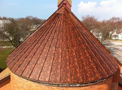 London Eco Roof Manufacturing Inc Ottawa S Metal